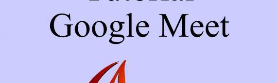 Tutorial Google Meet